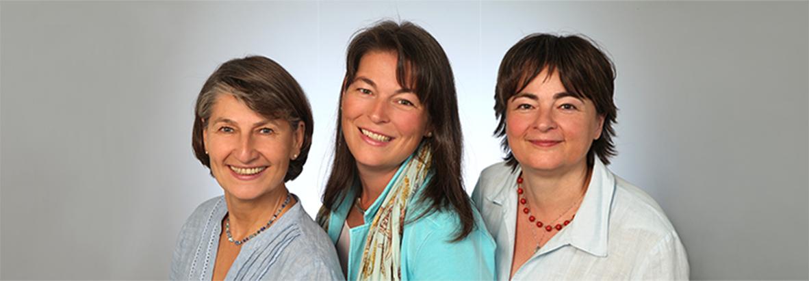 Team der Naturheilpraxis am Königsforst
